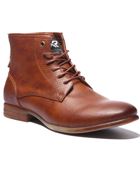 Buyers Picks - Men Tan X - Ray Bond Plain - Toe Boots