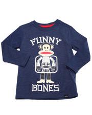 Sizes 2T-4T - Toddler - FUNNY BONES SLIDER (2T-4T)