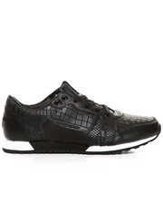 Shoes - CASSO - Croc Print Trainer