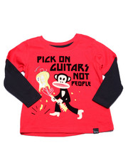 Boys - PICK ON GUITARS (2T-4T)