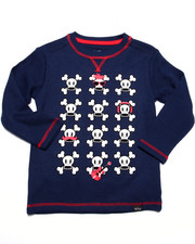 Boys - SKULLS THERMAL (2T-4T)