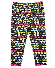 Bottoms - ALLOVER PRINT LEGGINGS (2T-4T)