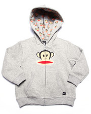 Sizes 2T-4T - Toddler - CLASSIC HOODY (2T-4T)
