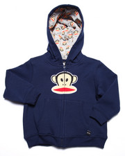 Boys - CLASSIC HOODIE (2T-4T)