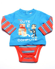 Boys - TOO CUTE BODYSUIT (NEWBORN)