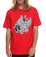 Men - Bandana Rhino T-Shirt