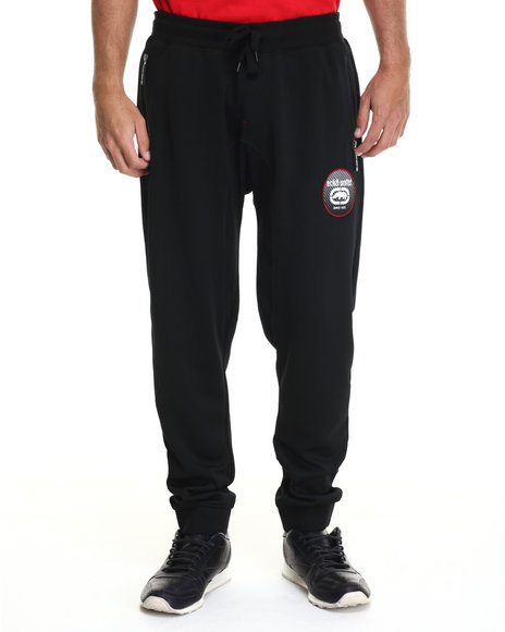Ecko - Men Black Fleece Jogger