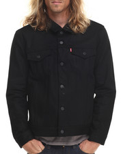 Outerwear - Relaxed Trucker Jacket