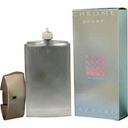 Men - CHROME SPORT EDT SPRAY 3.4 OZ *TESTER ***CAP IS LOOSE