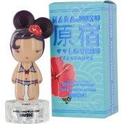 Women - HARAJUKU LOVERS SUNSHINE CUTIES MUSIC EDT SPRAY .33 OZ
