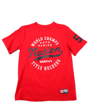 Tops - NATION LEAGUE TEE (8-20)