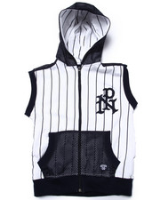 Parish - SLEEVELESS BASEBALL HOODY (8-20)