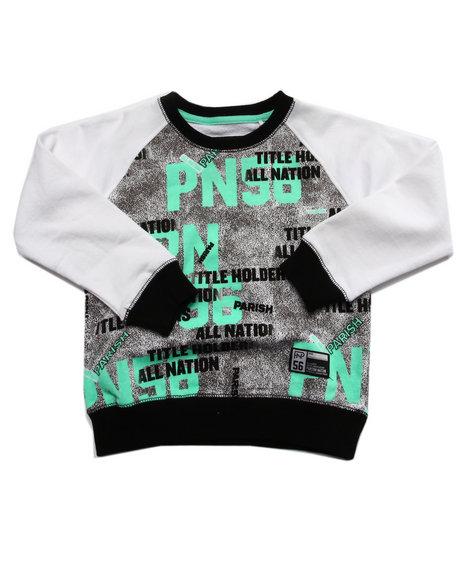 Parish Multi Sweatshirts