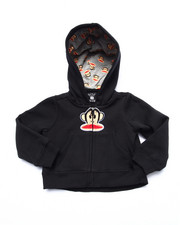 Boys - FULL ZIP HOODY (INFANT)