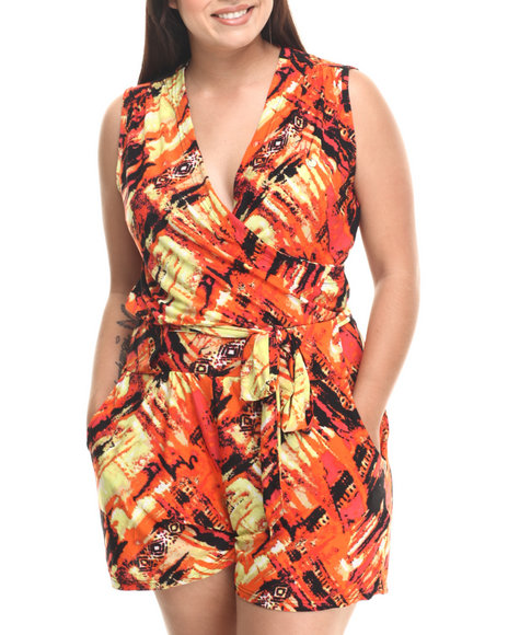 Jumpsuit for Plus Size Women