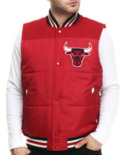 Outerwear - Chicago Bulls NBA Title Holder Vest