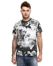 Diesel - T-SETEI Haunted Garden Tee