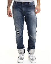 Denim - Krayver Distressed Jean
