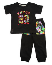 Enyce - 2 PC TROPICAL JOGGER SET (2T-4T)