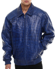 Pelle Pelle - Classic Genuine Croc embossed Jacket