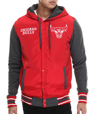 Outerwear - Chicago Bulls Beast Mode Jacket