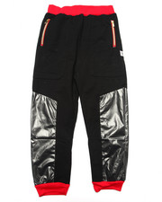 Sweatpants - COATED JERSEY JOGGERS (8-20)