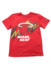 Boys - MIAMI HEAT TEE (8-20)