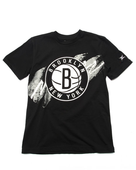 Zipway Black T-Shirts
