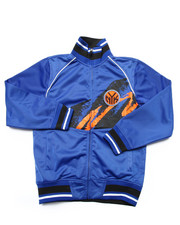 Zipway - NEW YORK KNICKS TRICOT JACKET (8-20)