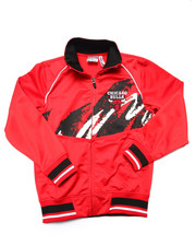 Zipway - CHICAGO BULLS TRICOT JACKET (8-20)