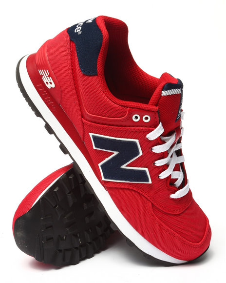 Buy 574 Pique Polo Men S Footwear From New Balance Find