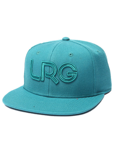 Ur-ID 223022 LRG - Men Blue Lrg Branded Snapback