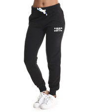 Sweatpants - Super Logo Essential Cuffed Track Pants
