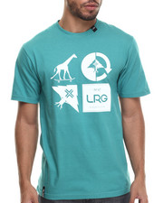 LRG - RC Logo Mash Up T-Shirt