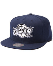 Men - Cleveland Cavaliers Logo Series snapback hat