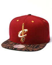Men - Cleveland Cavaliers The Archives Snapback hat