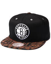 Mitchell & Ness - Brooklyn Nets The Archives Snapback hat