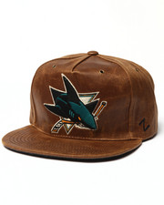 NBA, MLB, NFL Gear - San Jose Sharks dynasty adjustable hat