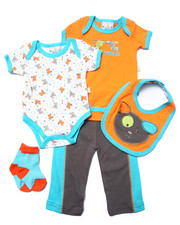Sets - 5 PC PUPPY SET (NEWBORN)