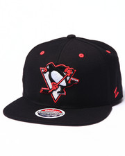 NBA, MLB, NFL Gear - Pittsburgh Penguin Infrared Snapback hat
