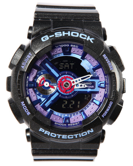 G-Shock By Casio Men Gmas-110 Black
