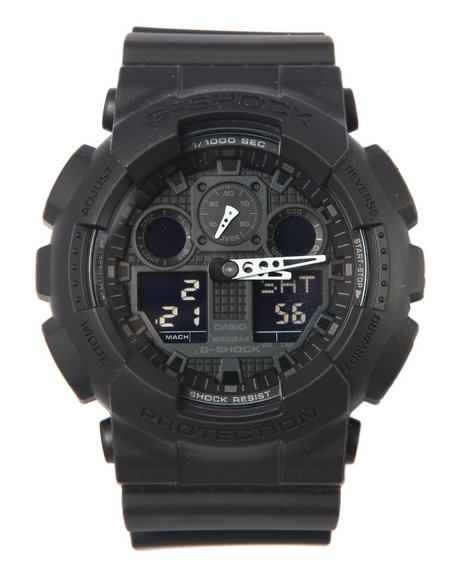 G-Shock By Casio Men Big Combi Military Series Black - $99.99
