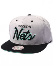 Mitchell & Ness - Brooklyn Nets Lady Liberty edition Snapback Hat