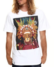 Men - Lion Chief T-Shirt