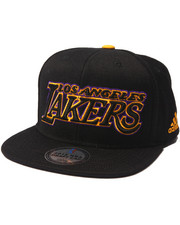 Adidas - Los Angeles Lakers Team logo Snapback hat