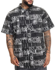 Big & Tall - Sepik S/S Button-Down (B&T)
