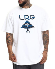LRG - Savage Core Logo T-Shirt (B&T)