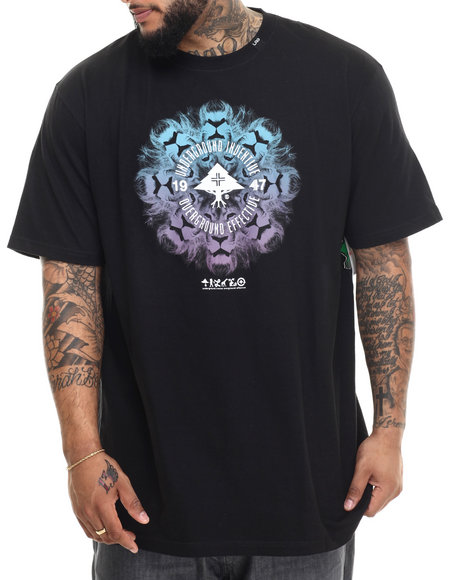 lion chamber t shirt  b&t
