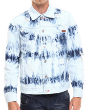 Outerwear - Horizon Acid - Wash Denim Jacket