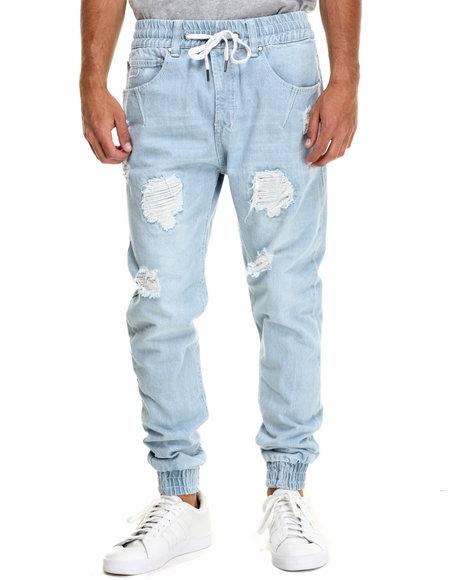 Parish Light Wash Jeans
